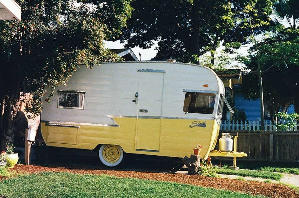 camper van caravan finance
